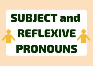 reflexive pronouns Italian
