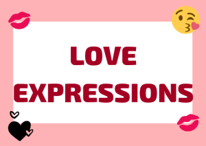 Italian Love Expressions