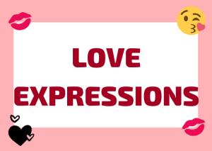 Italian Love Expressions