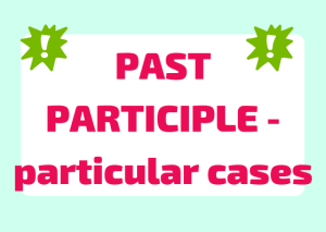 italian past participle irregular