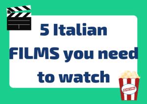 film italiani imperdibili