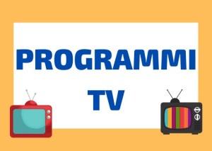 Programmi TV italiani