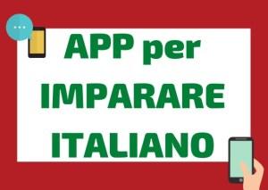 app per imparare italiano