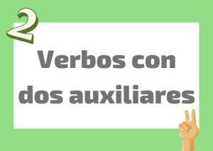 verbos con doble auxiliar italiano