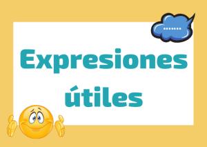 expresiones útiles en italiano