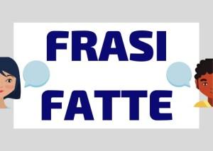 frasi fatte italiano