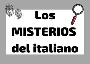 misterios italiano
