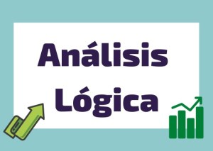 análisis lógica en italiano