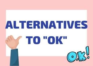 Italian alternatives to ok