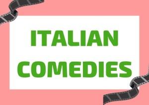 Italian comedy movies