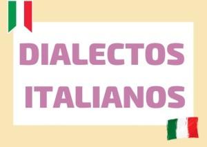 dialectos italianos