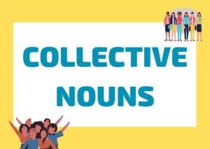 collective nouns Italian