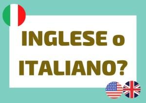 falsi amici italiano inglese