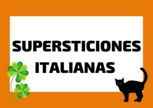 supersticiones italianas