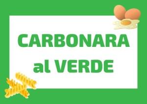 carbonara vegana italiana