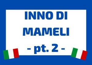 Canto degli Italiani traducción