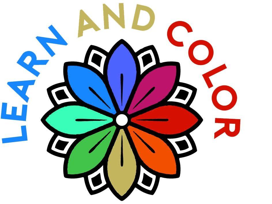Learn & Color Books