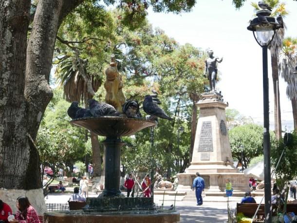 RECIT BOLIVIE | La ville de «Sucre»… la cerise sur le gateau !