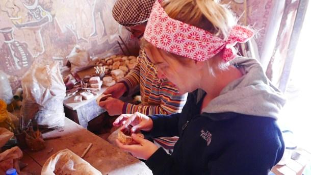 L&K#13 l Apprendre à faire de la poterie au Pérou