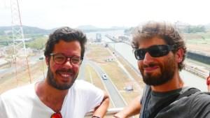 Avec Miguel, du Sailing Koala