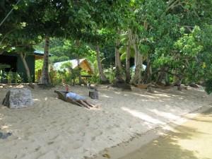 El Nido côté plage