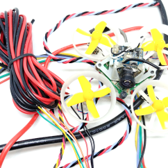 Fpv Gauge Wiring Diagram 2002 Toyota Camry Drone Wire Sizes And Cable Management Getfpv Learn A Single Can Use Up To Five Feet Of Connect Its Electrical Components Together The Thickness Used For Connecting Different