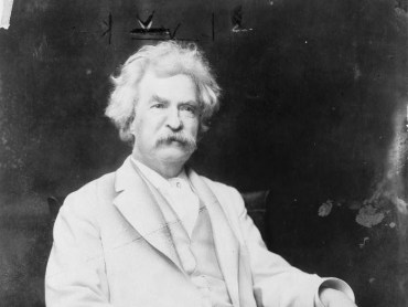 Wer war Mark Twain?