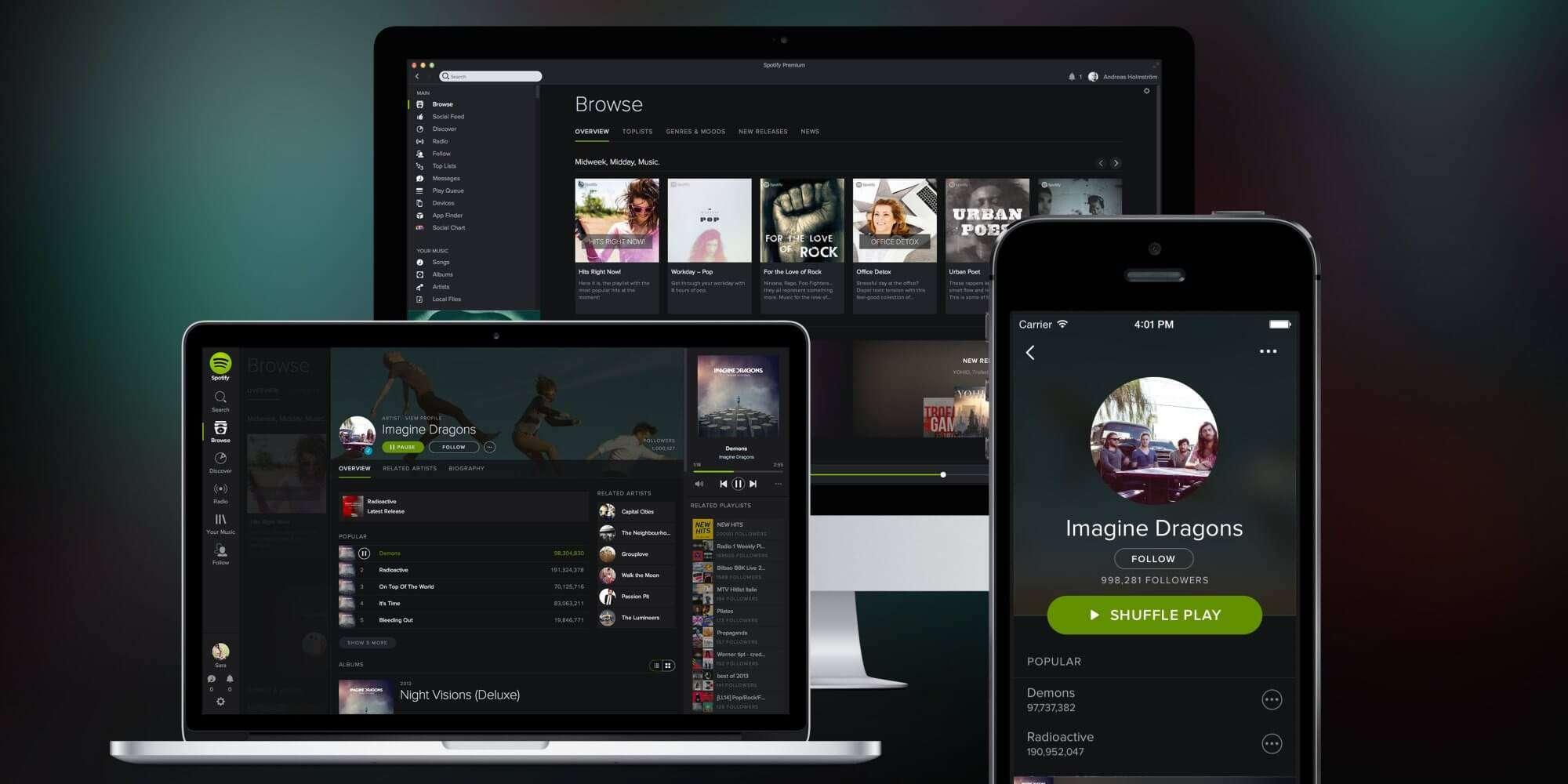 Spotify Settles Scores With Apple Inc. (NASDAQ:AAPL). Tops App Store - LearnBonds.com