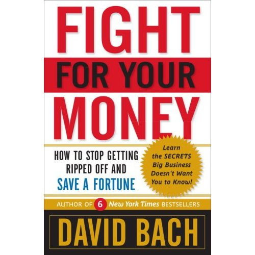 Fight For Your Money - David Bach