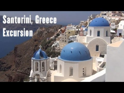 Santorini Greece Island Excursion
