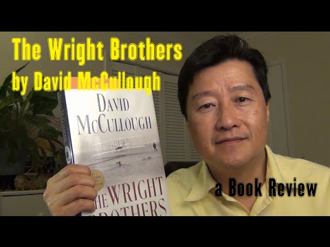 """Book Review: """"The Wright Brothers"""" by David McCullough"""