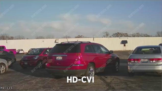 HD-CVI kamera