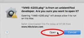 MAC OS Mở cửa sổ