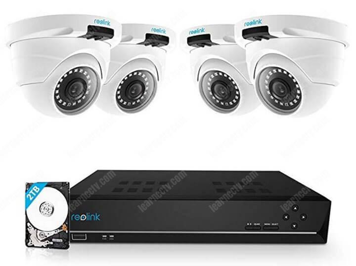 Hệ thống camera an ninh Reolink PoE