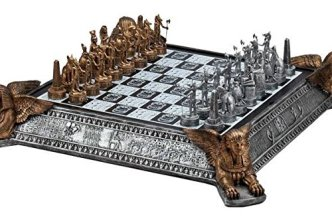 Egyptian Chess Set, Egyptian chessboard