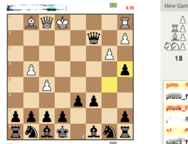 Playing With The Queen In Chess, How to move the queen in chess
