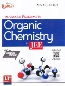 MS Chauhan Organic Chemistry Advanced Problems and Solutions pdf free download