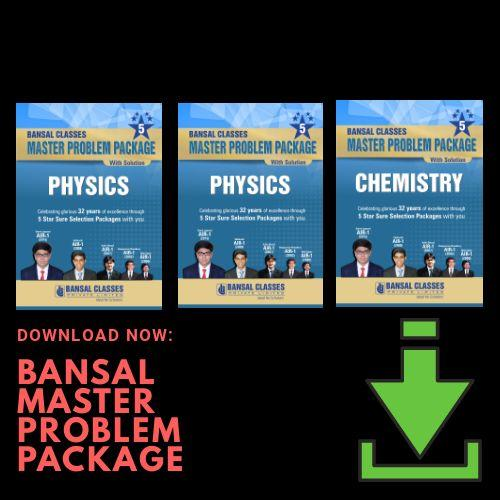 Bansal Master Problem Package PDF for IIT JEE - learncreative