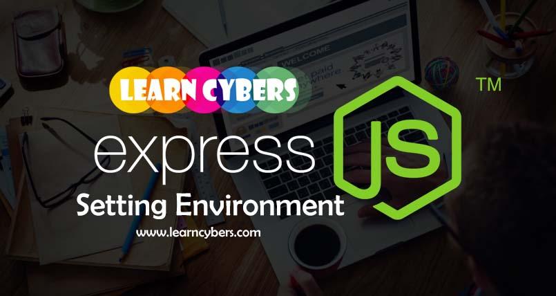 environment settings express js