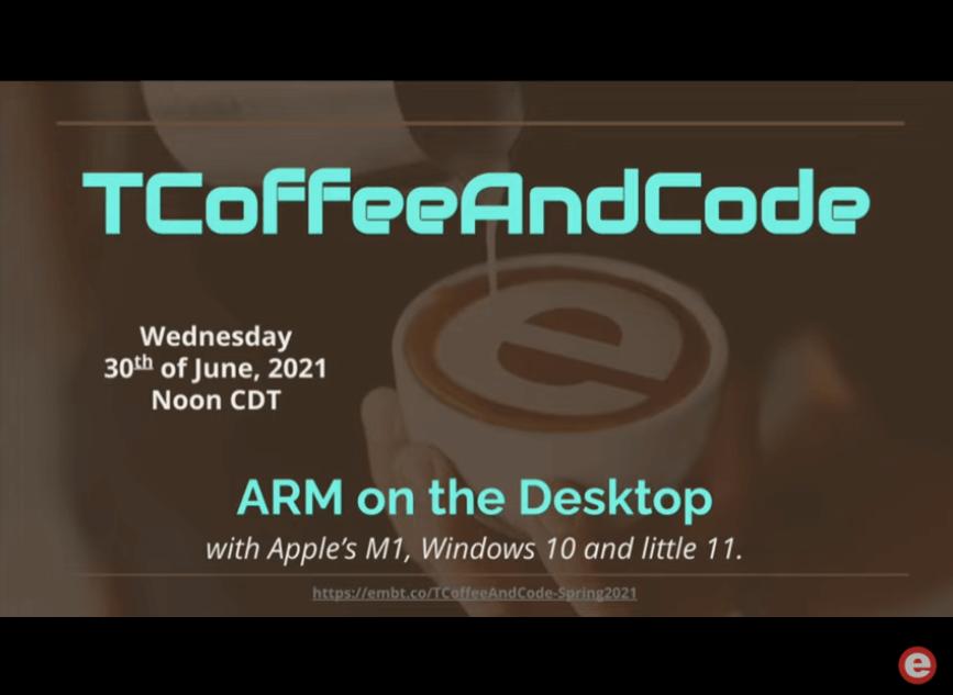Explore o Delphi com o novo Windows 11 e macOS rodando na CPU ARM