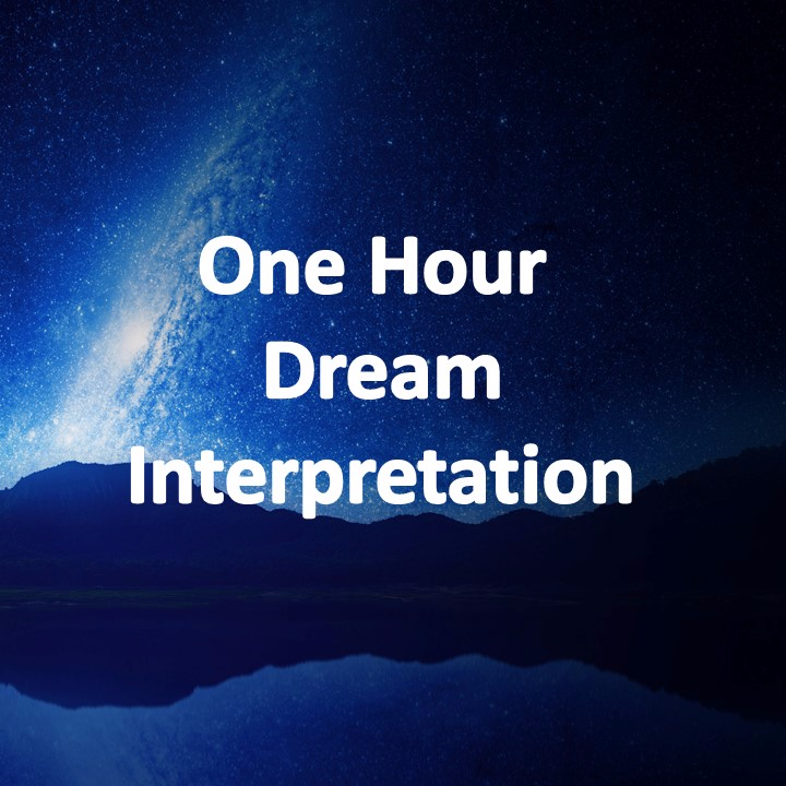 One Hour Dream Interpretation Session
