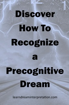 recognize-a-precognitive-dream