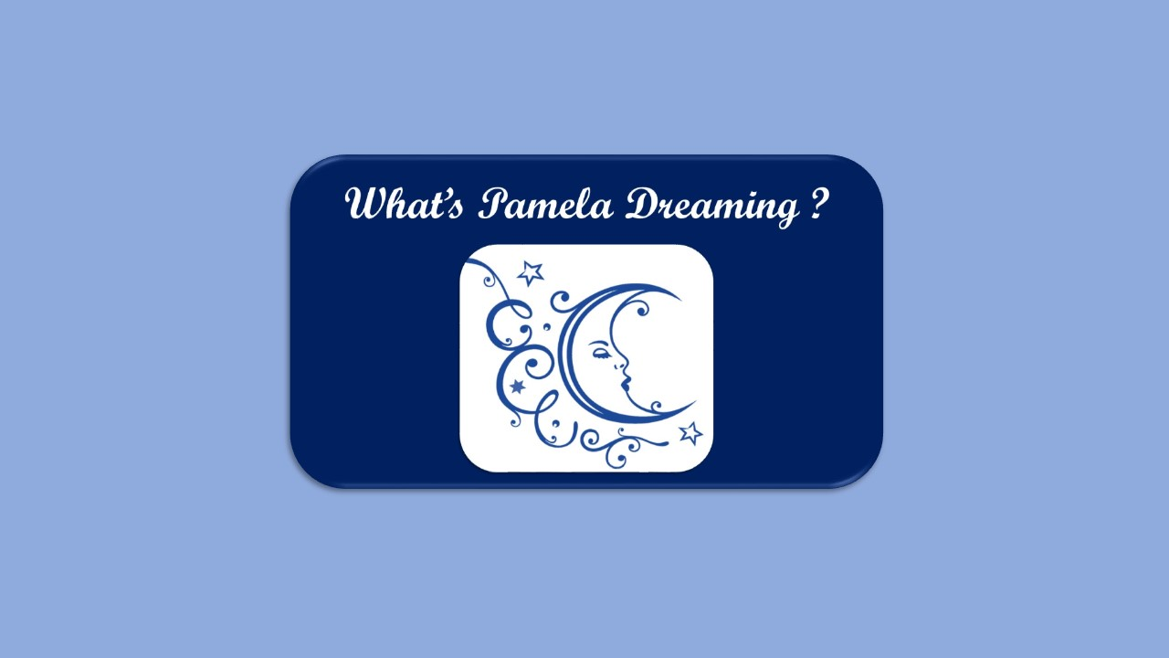 Whats Pamela dreaming