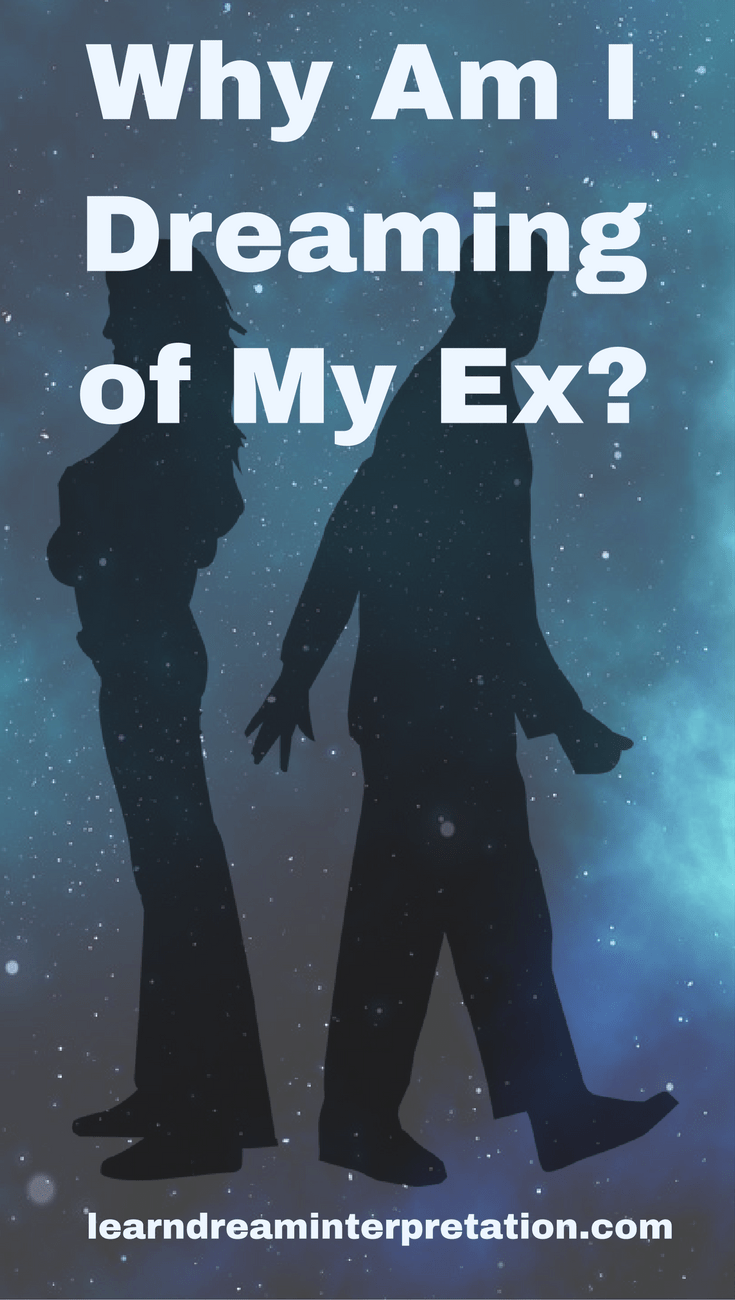 Why Am I Dreaming of My Ex?, Pamela Cummins