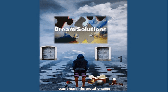 Dreams Solving Problems
