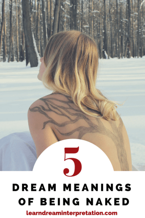 5 dream meanings of being naked