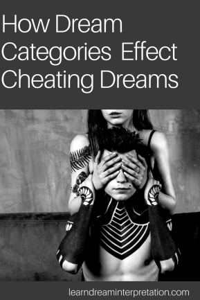 How Dream Categories Effect Cheating Dreams