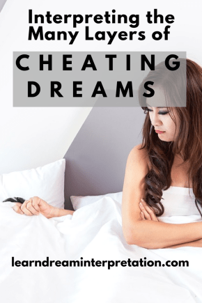 Interpreting the Many Layers of Cheating Dreams blog and podcast