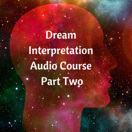 Dream Interpretation Audio online Course Part Two
