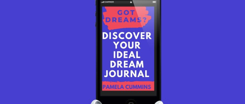 Free eBook on Dream Journals